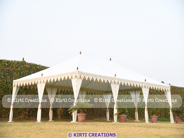 Wedding Tent for Garden